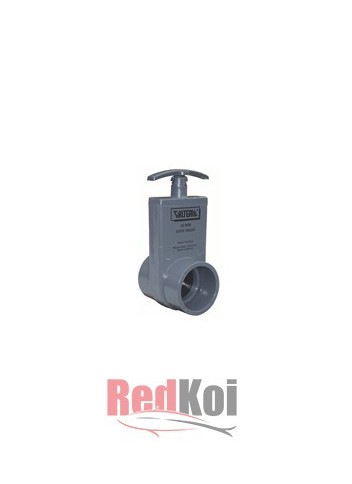 Valvula de guillotina valterra unibody 50mm