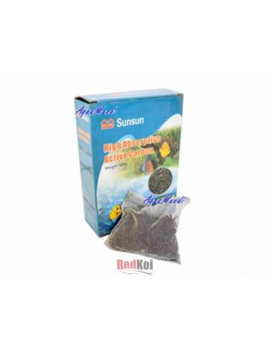Carbón activo de alta absorción...