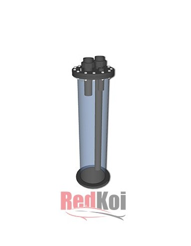 Reactor de ozono aquaforte 250