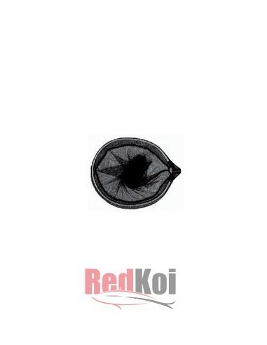 Red gruesa oval 33cm