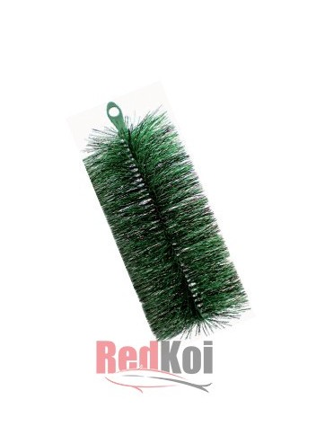 Cepillo filtro negro verde 40 x 15cm