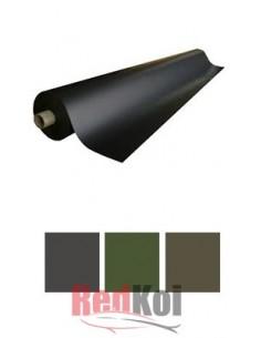 Rollo lamina PVC 1,45mm 2 x 15m verde oliva