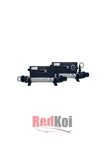 Calentador en line elecro digital inox 3KW