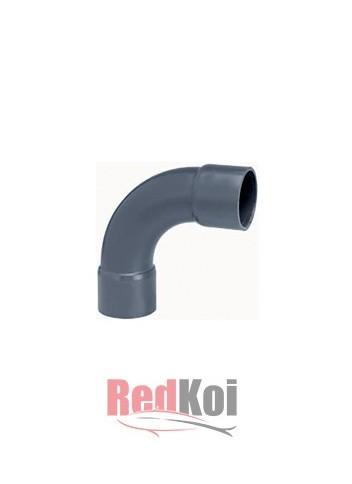 Curva PVC 90º 40mm