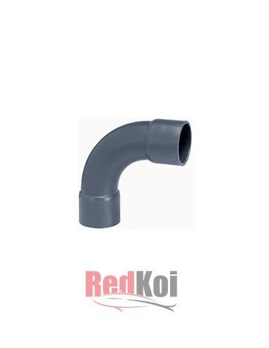 Curva PVC 90º 125mm