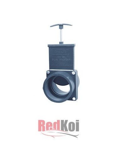 Valvula de guillotina valterra 90mm