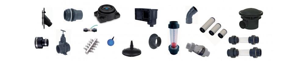 Productos y Accesorios Para Estanques | www.redkoi.es