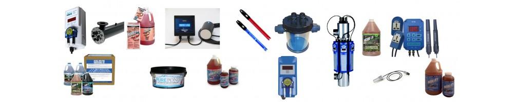 Cuidados, mantenimiento y control del agua
