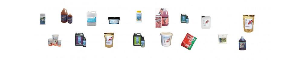 Bacterias y aditivos | www.redkoi.es