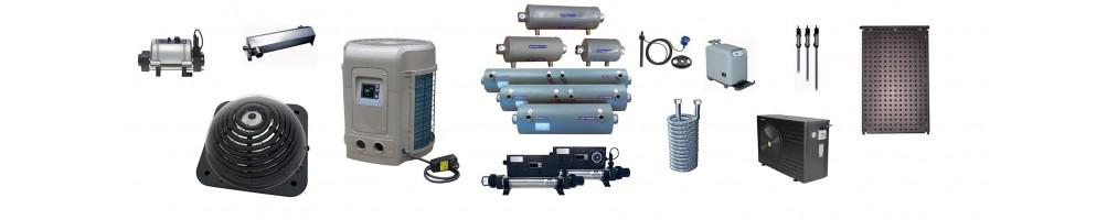 Calentadores y enfriadores de agua